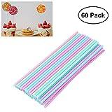 OUNONA 60 Cake Pop Sticks 15 cm
