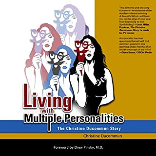 Living with Multiple Personalities: The Christine Ducommun Story cover art