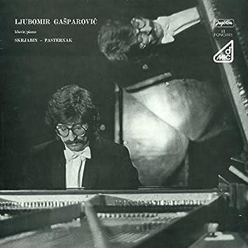 Ljubomir Gašparović, Klavir / Piano