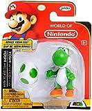 World of Nintendo Yoshi and Bonus Yoshi Egg Action Figure 2.5 Inch