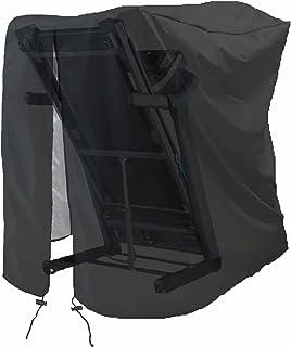 MaWGcowerd Cubierta de cinta de correr, cubierta plegable, cubierta a prueba de polvo y resistente al agua, cubierta de te...