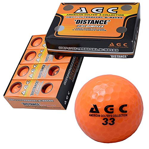 レザックス『AmericanGorufer'sCollectionゴルフボール(12個入り)(AGBA-4714)』