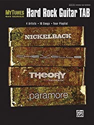 MyTunes Hard Rock Guitar TAB: 4 Artists * 16 Songs * Your Playlist: Nickelback, Chevelle, Theory of a Deadman, Paramore (Authentic Guitar-Tab Editions) by Alfred Publishing Staff (1-Jan-2009) Sheet music