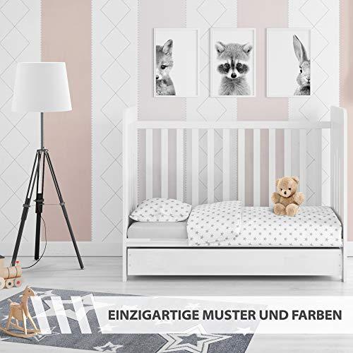 Bettbezüge Kinderbettdecke Babybett 90 x...