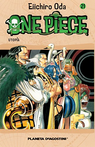 One Piece nº 21: Utopía