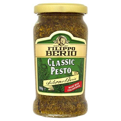 Filippo Berio Classic Pesto 190g (Pack van 6)