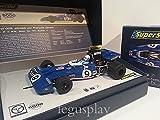 SuperSlot Legends H3759A Tyrrell 002 Gran Prix 71 F.Cevert