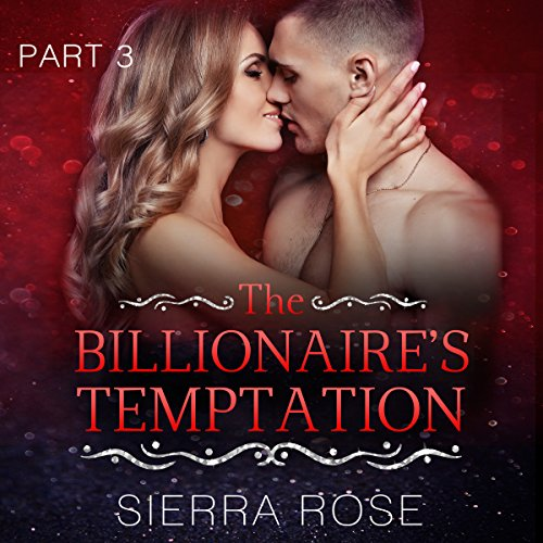 The Billionaire's Temptation audiobook cover art