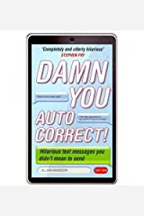 (Damn You, Autocorrect!) By Jillian Madison (Author) Paperback on (May , 2011) Paperback