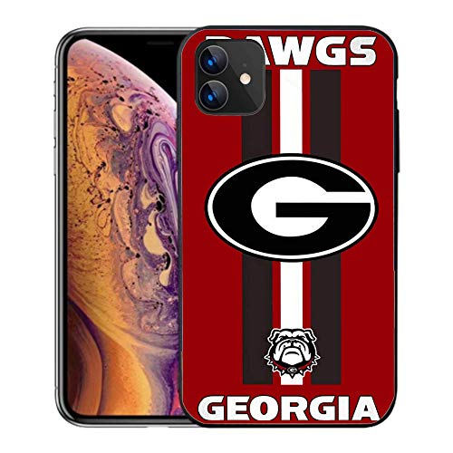 N / A iPhone 11 Pro Max Case,Case Cover for iPhone 11 Pro Max (Bulldogs-GG-2)