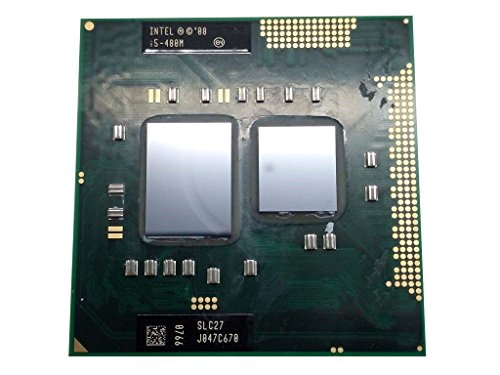 Intel Core i5-480M SLC27 2.66GHz 3MB Dual-core Mobile CPU Processor Socket G1 988-pin