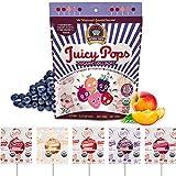 Organic Lollipops, Juicy Pops Candy Suckers, Parties & Events, Vegan,...