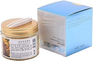 Oogmasker, 80 stks/fles Anti-rimpel Oogmasker Voedende Hydraterende Ooglidcorrectie Gouden Osmanthus Oogmaskers voor Vrouw...