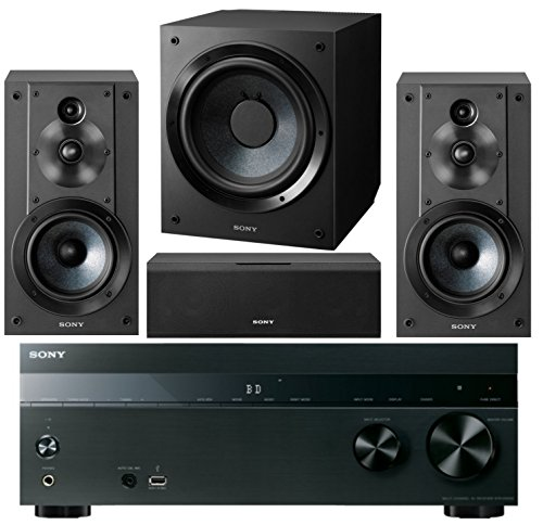 Sony 5.2-Channel 725-Watt 4K 3D A/V Surround Sound Home Theater System