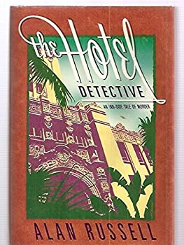Hardcover The Hotel Detective Book