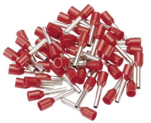 Connex COXT173100Kabelmäntel für Kabelenden; isoliert 1,0qmm, 14mm