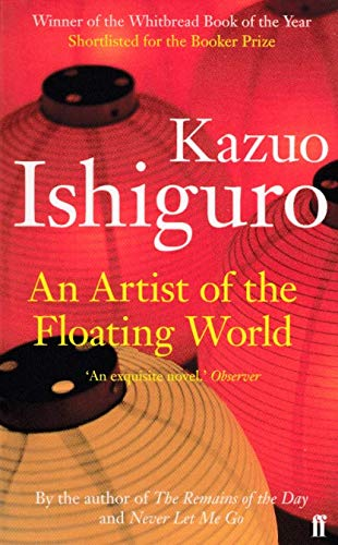 An Artist of the Floating Worldの詳細を見る