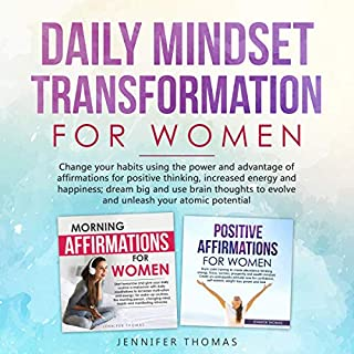Daily Mindset Transformation for Women cover art