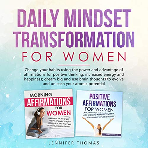 Couverture de Daily Mindset Transformation for Women