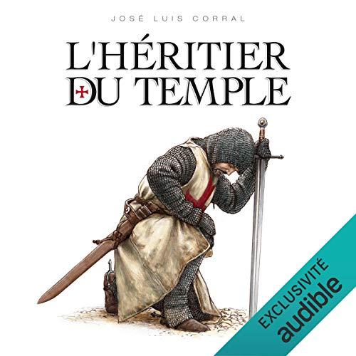 L'héritier du temple audiobook cover art