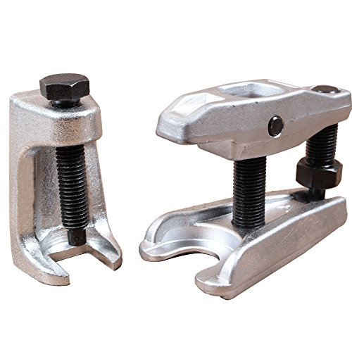 CCLIFE 2 tlg Kugelgelenk Abzieher Spurstangenkopf Gelenk AusdrückerTraggelenk Werkzeug