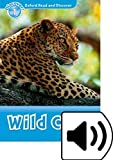 Oxford Read & Discover 1 Wild Cats MP3 Audio (Lmtd+Perp)