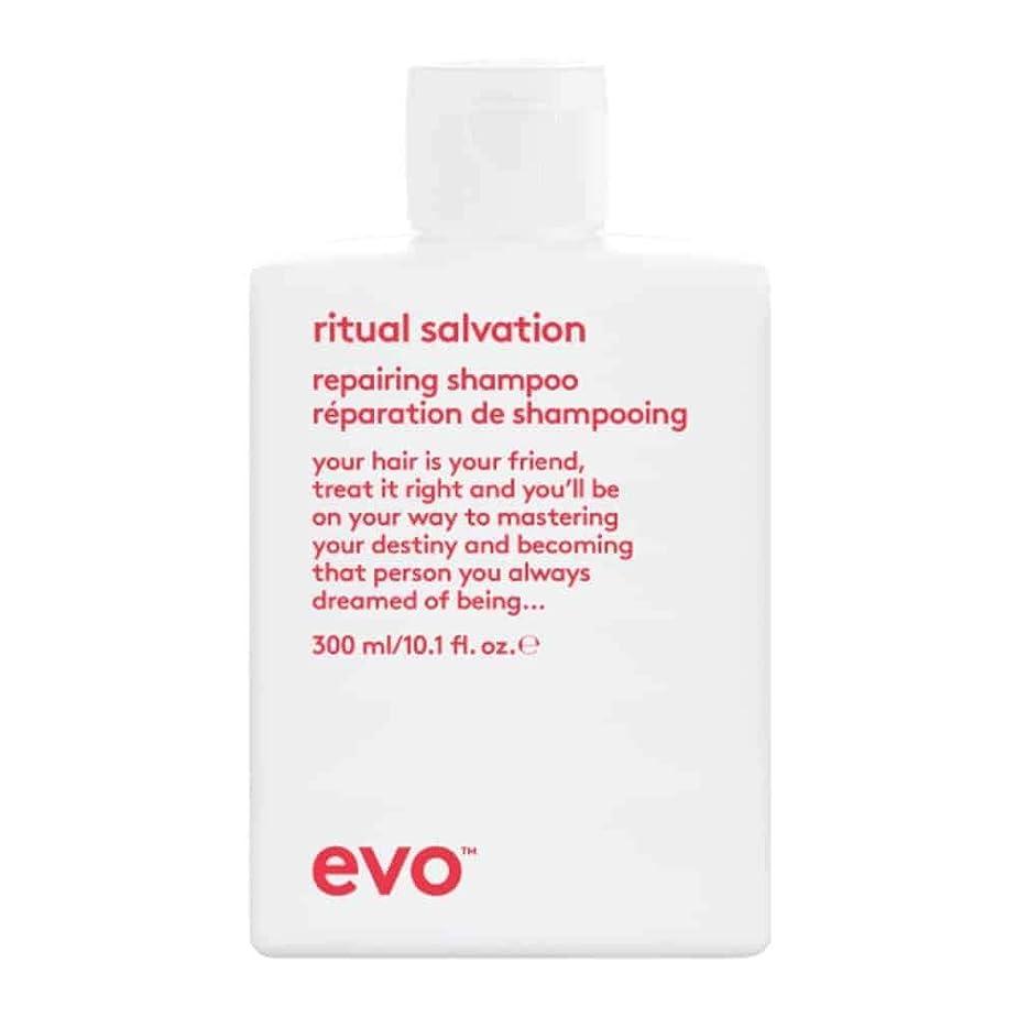 キーかみそりペルメルEvo Ritual Salvation Care Shampoo (For Colour-Treated, Weak, Brittle Hair) 300ml/10.1oz