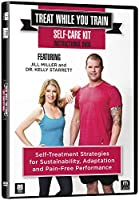 Treat While You Train Self- Care Kit Instructional 2 DVD set Yoga Tune Up