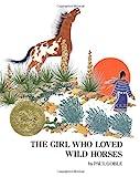 Girl Who Loved Wild Horses (Richard Jackson Books (Atheneum Hardcover))