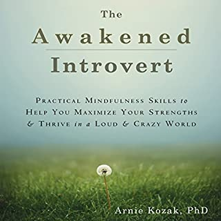 The Awakened Introvert audiobook cover art
