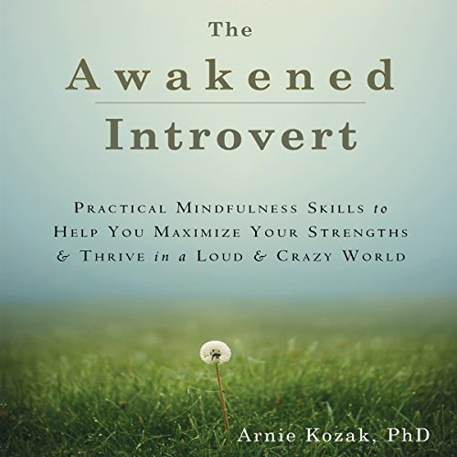 The Awakened Introvert Audiobook By Arnie Kozak cover art
