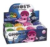 Wedo Ghost - Goma de borrar de plástico, varios colores