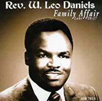 Family Affair by Rev. W. Leo Daniels (2002-08-14)