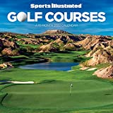 2022 Sports Illustrated Golf Courses Wall Calendar