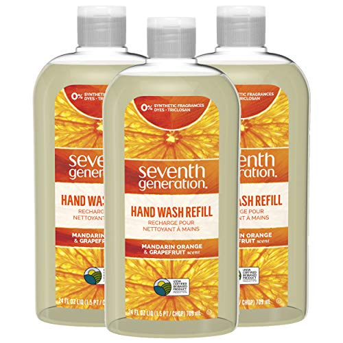 Seventh Generation Hand Soap In Stock