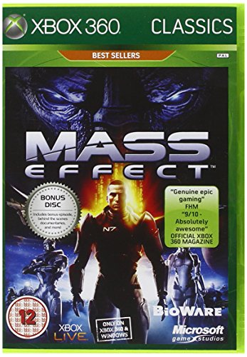 Mass Effect - 2 Disk Special [Xbox Classics] [UK Import]