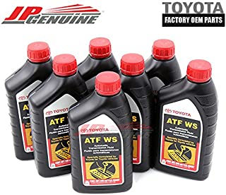 Genuine Toyota Atf Automatic Transmission Oil Fluid Atfws Lexus Scion X 7Qt