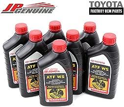 Genuine Toyota Atf Automatic Transmission Oil Fluid Atfws Lexus Scion X 7Qt