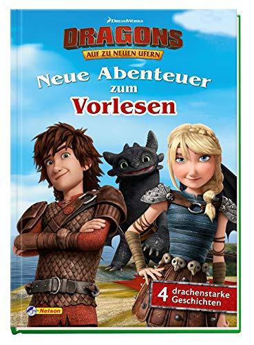 DreamWorks Dragons: DreamWorks Dragons: Neue Abenteuer zum Vorlesen