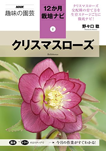クリスマスローズ (NHK趣味の園芸12か月栽培ナビ(2))