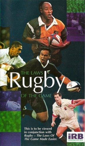 Rugby: The Laws Of The Game