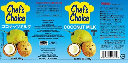 ユウキ食品『ココナッツミルク』