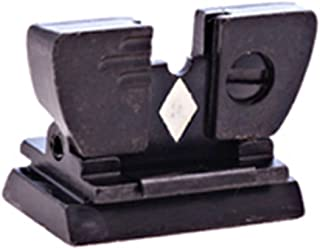 RUGER 10/22 Standard Open Rear Sight, Black, B76