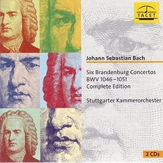 Brandenburg Concertos by Tacet