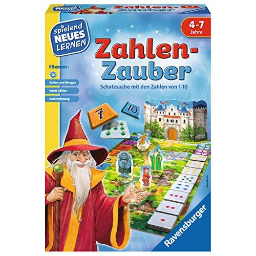 Ravensburger 24964 0 Zahlen-Zauber Nein Spielen und Lernen