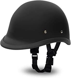 Hawk- Dull Black- Daytona Helmets