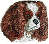 Cavalier King Charles Spaniel Dog Breed Patch Embroidered Applique