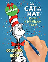The Cat in the Hat Coloring Book: Amazing Coloring Book For Kids and Adults
