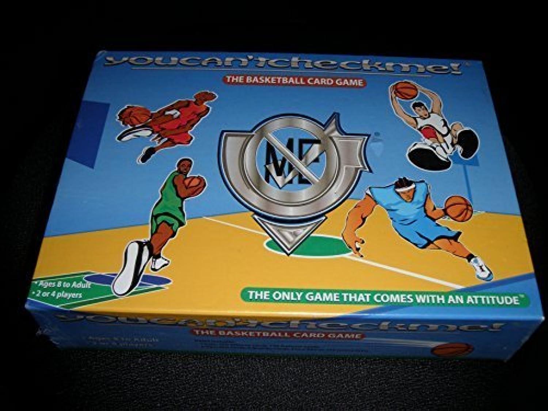 Youcan'tcheckme  The Basketball Card Game by youcantcheckme