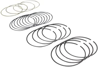 DOHC 1.3L 1NRFE L4 Scion//iQ 16V DNJ PR4244.20 Oversize Piston Rings for 2012-2015 1329cc